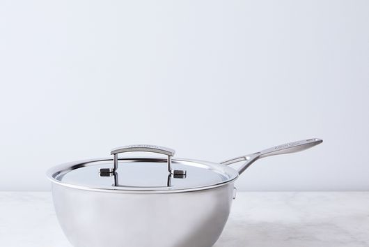 Demeyere Industry Stainless Steel Essential Pan, 3.5QT