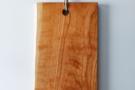 Live-Edge Domestic Wood Serving & Cutting Board