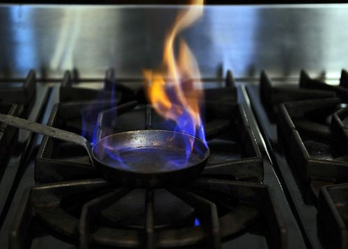 Your Best Dish You (Intentionally) Set on Fire