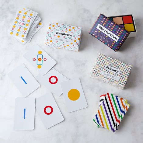 Wexler & Sons Board Games