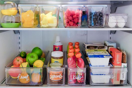 The Fridge Organizing Tool You're Not Using (But Should)