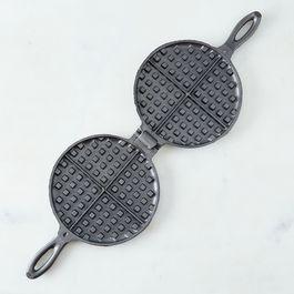 Cast Iron Waffle Iron