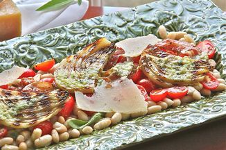 D73f39f0 efe0 4327 907b 17d2d47acdec  grilled fennel and bean salad
