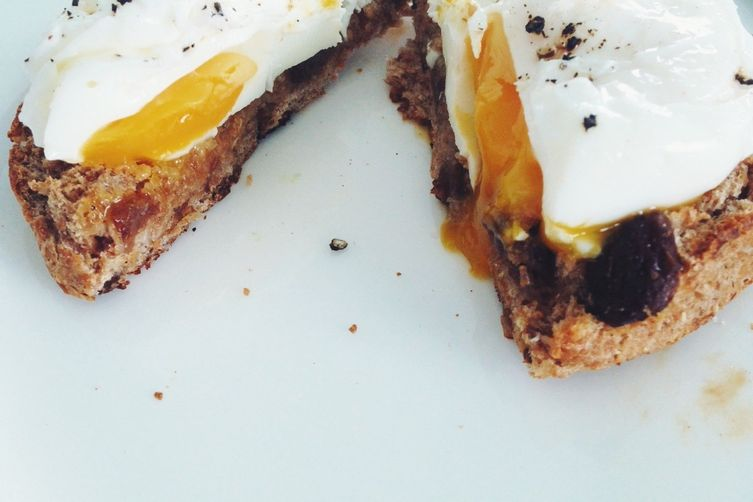 The perfect poached egg brunch