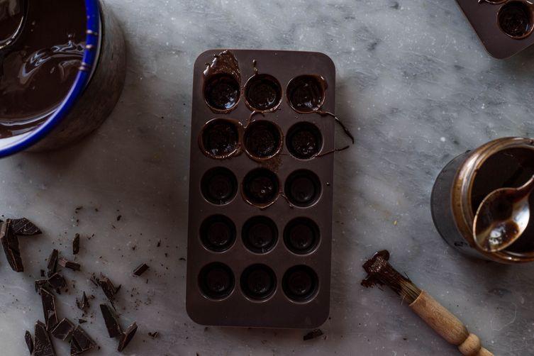 Pocket Coffee (Italian Coffee-Filled Chocolates)