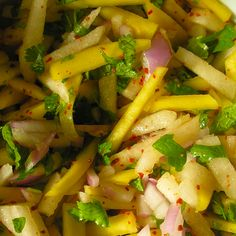 Asian pear slaw