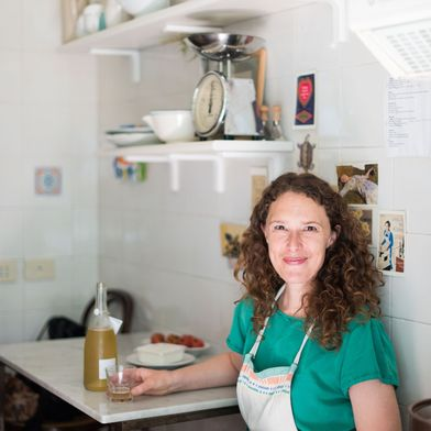 Rachel Roddy Went to Rome with Nothing, Came Away with a Cookbook Deal