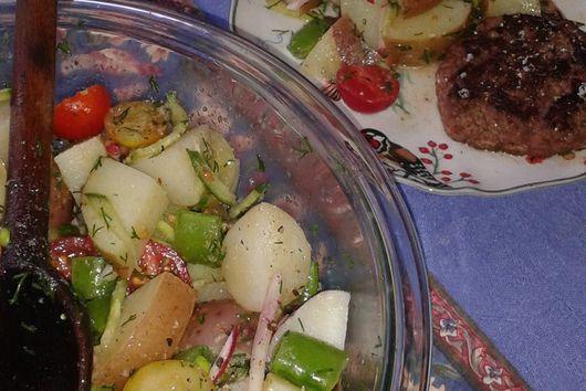 """Summer Potato Salad"" Remix"