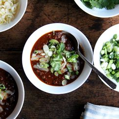 A Quicker Chili Worthy of Weeknights (& Weekends, Too!)
