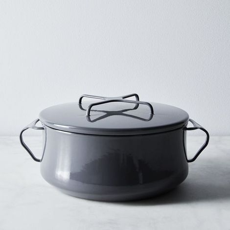 Food52 x Dansk Grey Kobenstyle Cookware