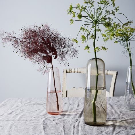 Slim Glass Vase