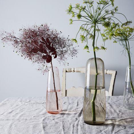 Slim Glass Vase