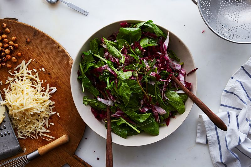 1a6bef46 efa1 4071 864d 1d7d6391303b  2017 0425 genius bitter greens salad cheese bobbi lin 23851 A New Genius Salad from the Chef Who Started the Kale Salad Craze