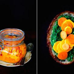 Fresh Turmeric Pickle