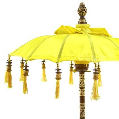 Balinese-Style Umbrella