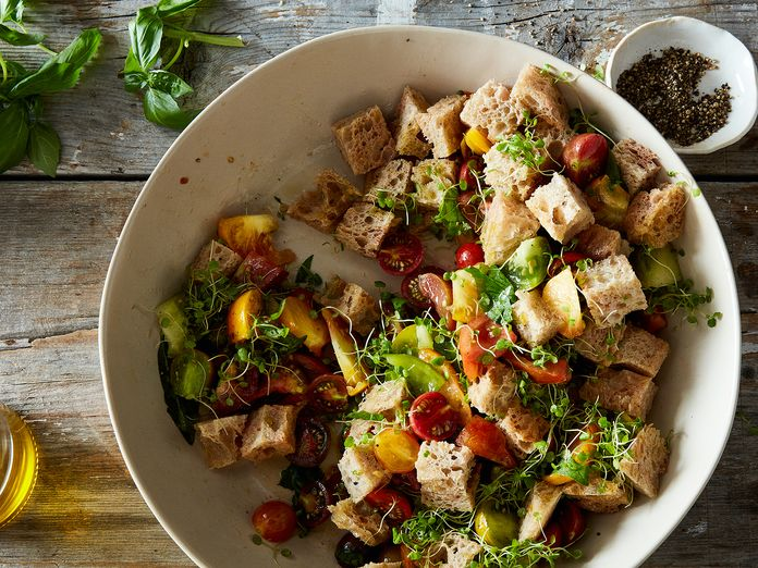 9 Summer-Meets-Fall Salads to Make Right Now