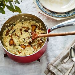 The Porcini Mushroom Risotto That Won Over My Italian Husband