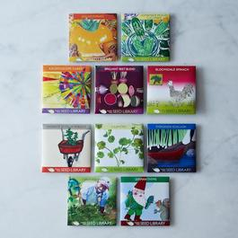 Hudson Valley Seed Library, 5 Art Packets