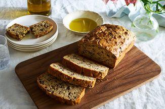 Mediterranean Olive Bread Recipe on Food52