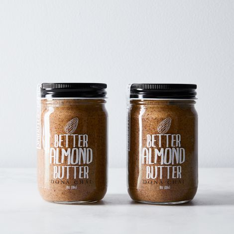 Better Almond Butter x Dona Chai Spiced Almond Butter (2-Pack)