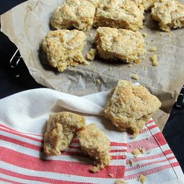 Whole-Wheat Pull-Apart Biscuits