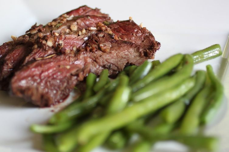 Brown Butter Hanger Steak
