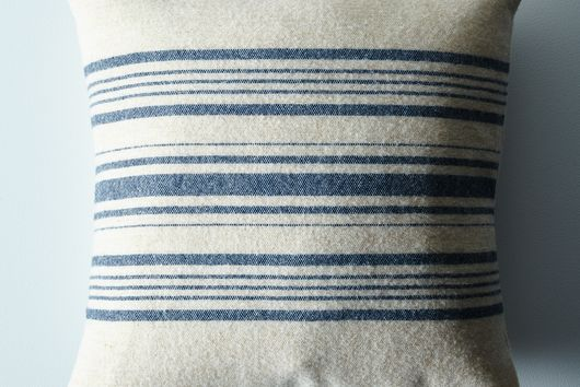 Weekender Stripe Throw Pillow