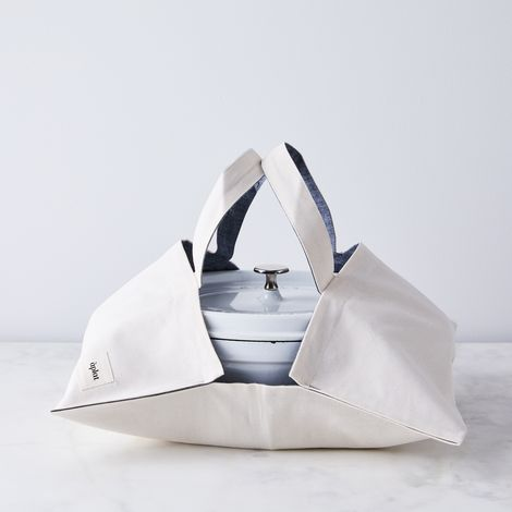 Canvas To-Go Tote