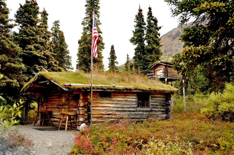Sign us up for camp in Alaska, please.
