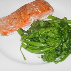 Daily Roasted Salmon