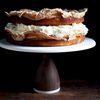 Passionfruit Meringue Cake
