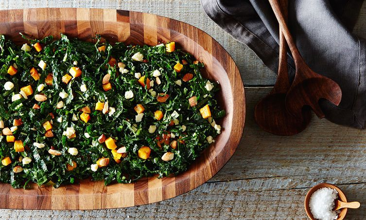 Genius Kale Salad from Food52