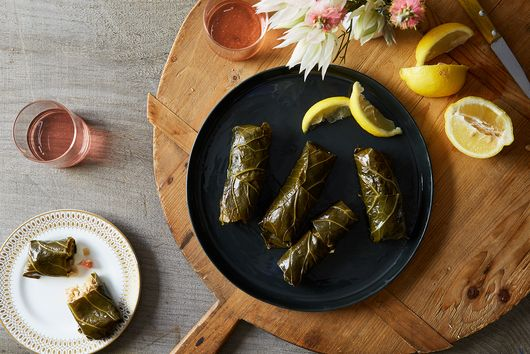 How to Make Any Kind of Dolmathes (and Roll 'Em Like a Pro) Without a Recipe