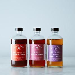 Fruit and Floral Royal Rose Syrup Fall Collection