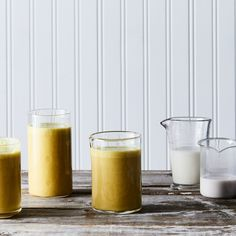 Golden Milk Smoothie
