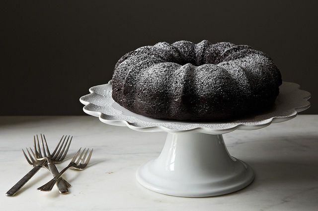 Chocolate Bundt Cake from Food52