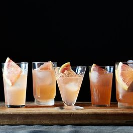 The Gin Punch Your Holidays Need