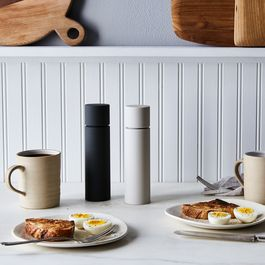 Food52 Modern Salt & Pepper Grinders
