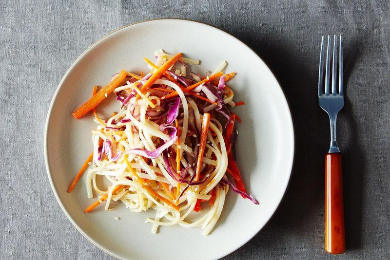 Summer Cold Noodle Salad