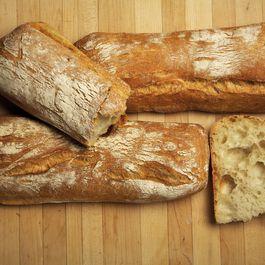 Classic Ciabatta Bread