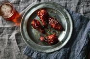 Roasted Dates & Honey Wings