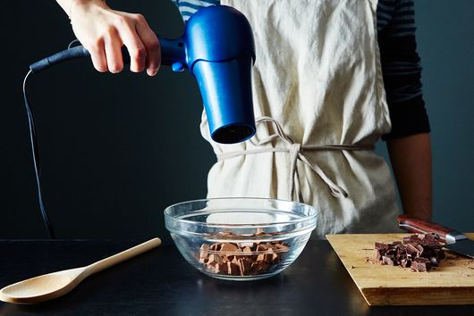 The Safest, Cleanest Way to Melt Chocolate