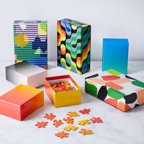 Dusen Dusen & Gradient Puzzle Set