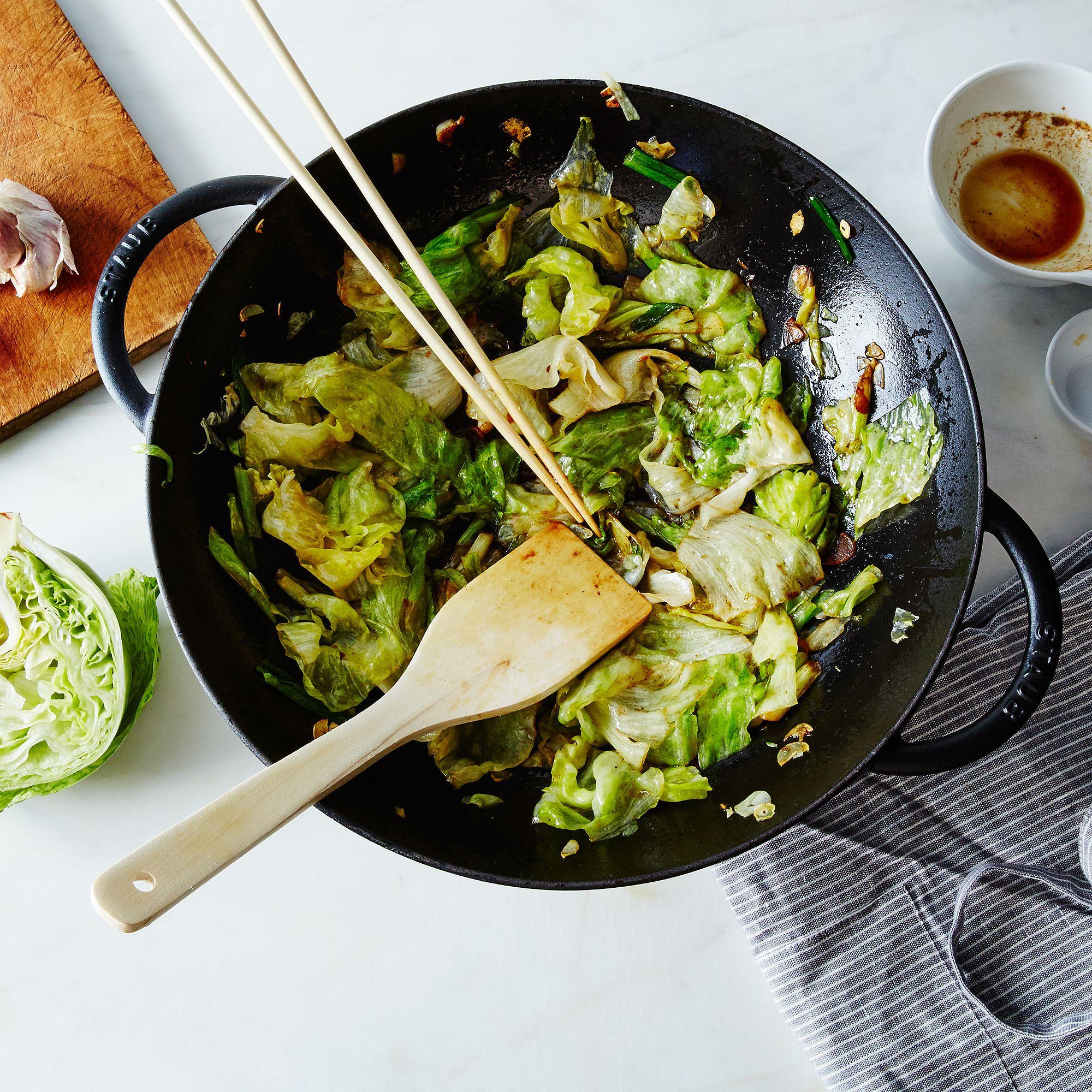 staub cast iron wok 6qt cast iron wok cookware zwilling