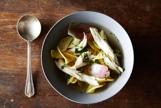A New Chicken Noodle Soup for an Endless Winter