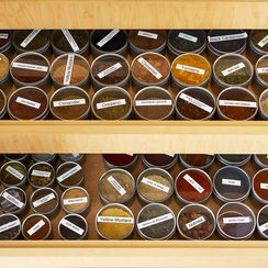 How to Organize Your Spices So You Don't Lose Your Dang Mind