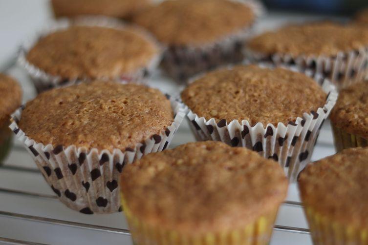 Butternut Squash Muffins (dairy free)