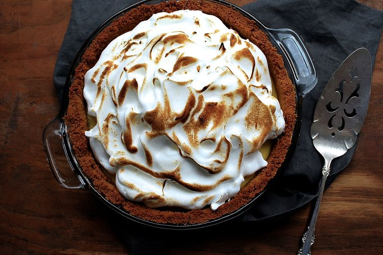 Key Lime Meringue Pie Recipe on Food52