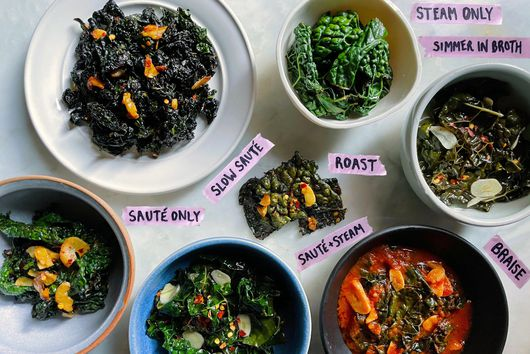 The Absolute Best Way to Cook Kale, According to So Many Tests