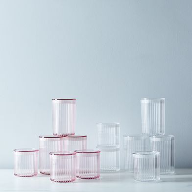 Acrylic Canisters (Set of 3)
